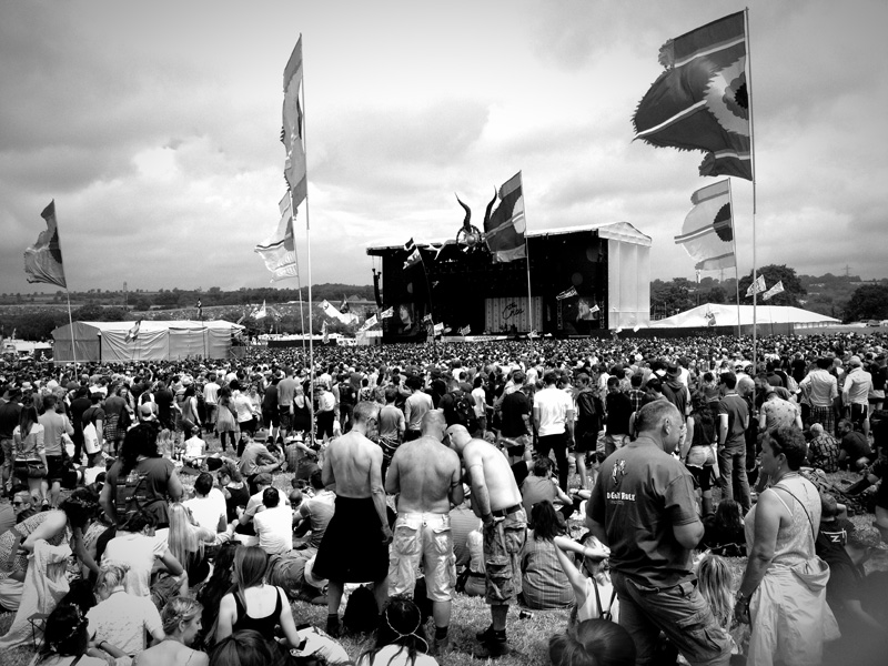 Glastonbury - Other Stage